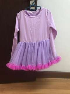 Tutu Peplum Preloved