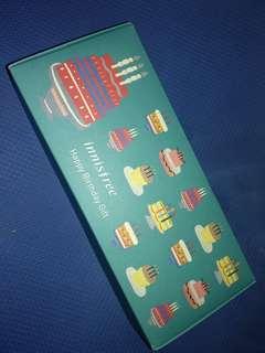 inisfree paket birthday gift