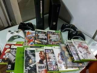 Xbox 360 120 HDD