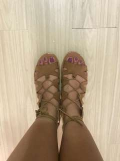 Dorothy Perkins Lace Up Sandals