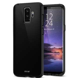 Samsung S9 plus Midnight black