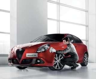Alfa Romeo Giulietta 1yr lease only