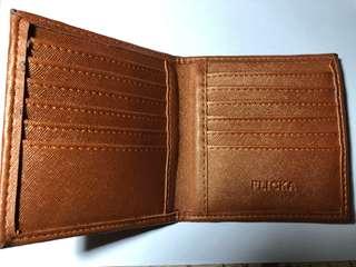 Brown Cardholder (12 slots)