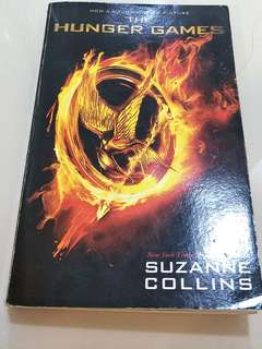 The Hunger Game by Suzanne Collins