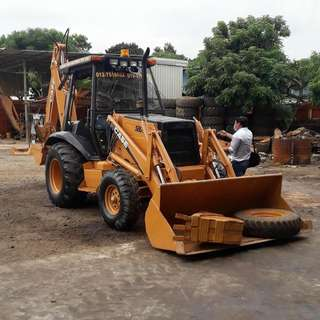 Backhoe Rental