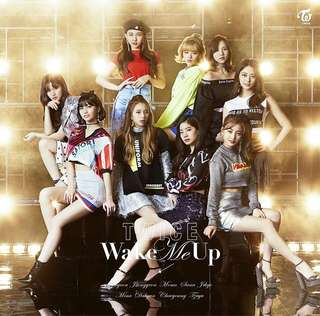 [Preorder] [JAPANESE EDITION] TWICE - WAKE ME UP CD