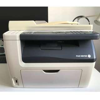Fuji Xerox Docuprint CM205fw A4 Colour Multifunction Wireless Printer