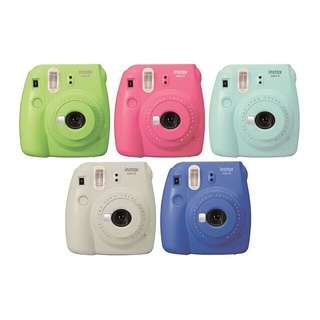 PROMO INSTAX MINI 9 NEW