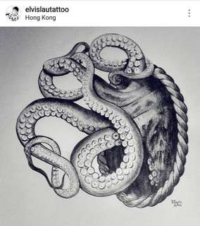 Tattoo design 紋身圖案