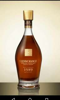 格蘭傑Glenmorangie Grand Vintage Malt 1989
