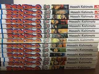 NARUTO - Masashi Kishimoto