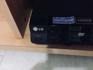 LG DVD tuner