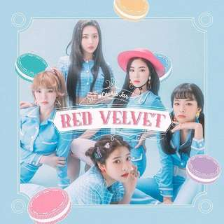 [Preorder] [JAPANESE EDITION] RED VELVET - COOKIE JAR CD
