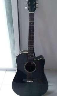 Gitar Walden Australia Hitam