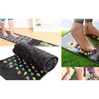 Foot Reflexology Acupressure Mat Brand New