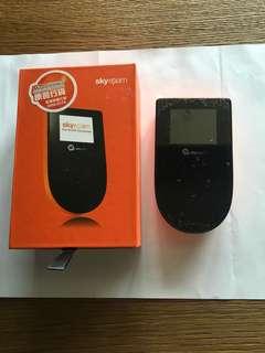 Skyroam portable wi-fi