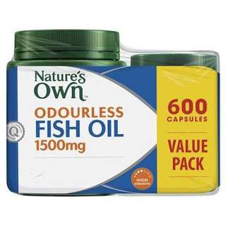 Omega Fish oil 1500mg