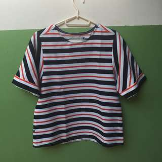 Regatta Striped Blouse