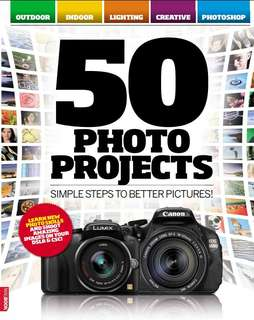 50 Photo Projects ebook