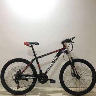 CROLAN MTB almost new !