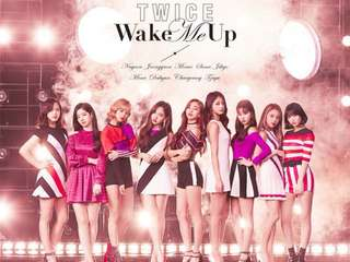 [Preorder] [JAPANESE EDITION] TWICE - WAKE ME UP (1ST EDITION A VER) CD + DVD