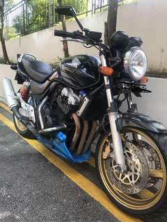 Honda CB400 Super 4 Spec 3