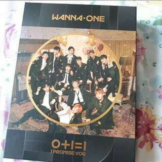 Album Wanna One - I Promise You (Night Ver)