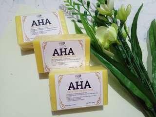 AHA Soap FDA Approved