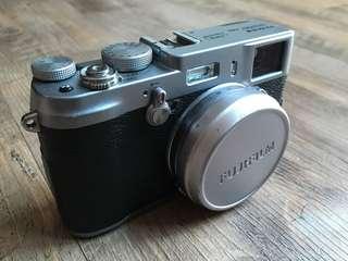 🚚 Fujifilm x100