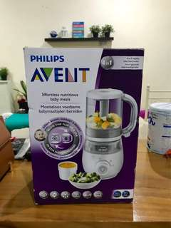 REPRICED PHILIPS AVENT 4 IN 1