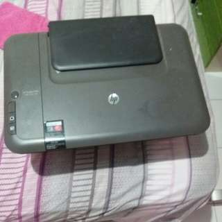 HP PRINTER 1050( print scan copy)