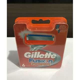 Gillette Fusion Power ( Refill 6 )