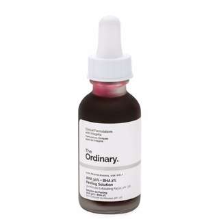 ✨ INSTOCK SALE: The Ordinary AHA 30% + BHA 2% Peeling Solution