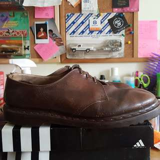 Dr Martens / Docmart 3 Hole 1461 Brown US 44