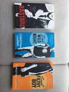 Christina Lauren books