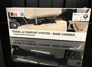 BMW Travel & Comfort System - Base Carrier