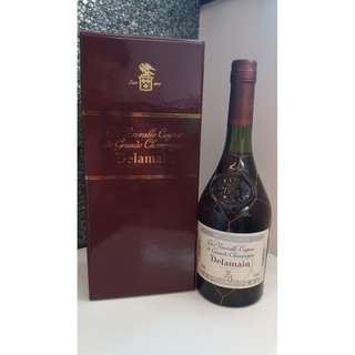 DELAMAIN TRES VENERABLE GRAND CHAMPAGNE COGNAC