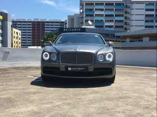 BENTLEY FLYING SPUR V8 4.0 A/T