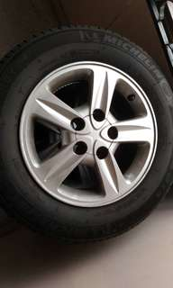 """15"""" used rims for sale"""