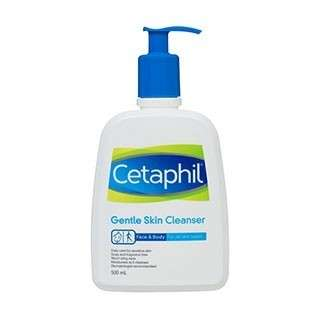 Cetaphil Gentle Skin Cleasnser 500ml