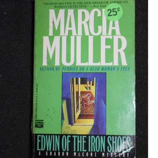 Preloved Books by Marcia Muller