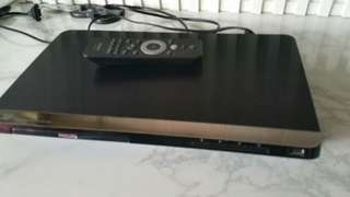 Philips 3d dvd player