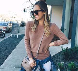 Madewell JCrew Sweater
