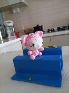 Handmade ,Hello kitty Chinese Zodiac Piggy