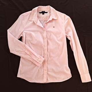 極新Tommy條紋襯衫 #女裝半價拉