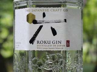 (日本🇯🇵直送) 三得利 Suntory Roku Gin
