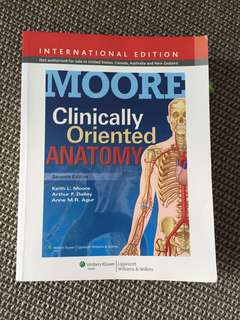 Clinical Oriented Anatomy