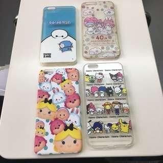 iPhone 6 Plus 卡通手機殼