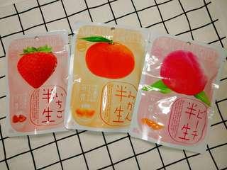 日本水果果乾