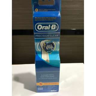 Oral-B Precision Clean Brush Heads ( Refill 5 )